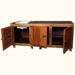 Buffet Kitchen Cabinet by Moveable Solid Wood Amp Ceramic Buffet Kitchen Sink Cabinet