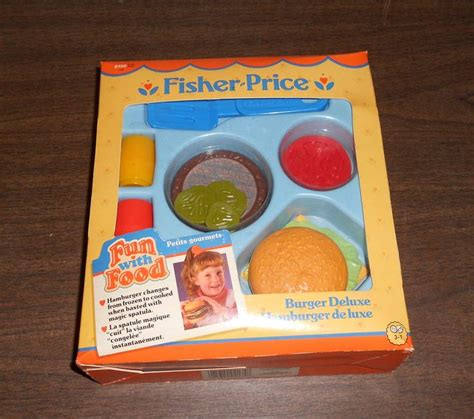 1987 Fisher Price Kitchen Set by 58 Best Fisher Price With Food Images On