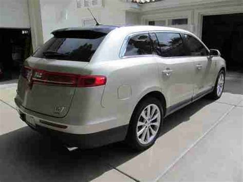 2010 lincoln mkt ecoboost sell used 2010 lincoln mkt ecoboost sport utility 4 door 3