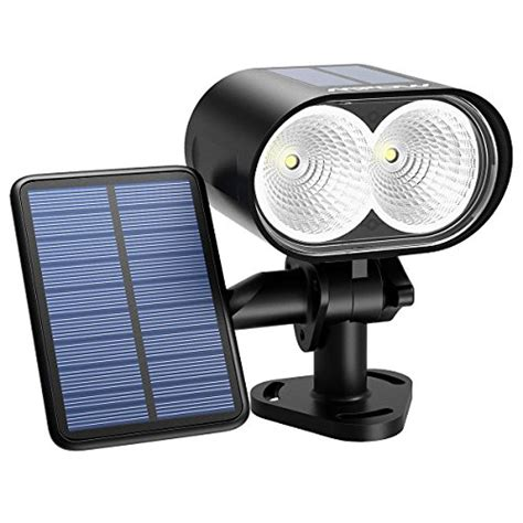 Waterproof Outdoor Led Lights Mpow Owl Led Solar Spotlight Outdoor Led Light Waterproof Import It All