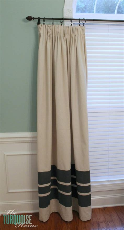 Diy Easy Pleated Curtains From Sloppy To Structured