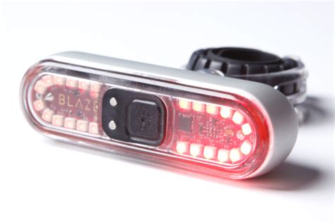 Blaze Burner Rear Light Review Cycling Weekly Blaze On Lights