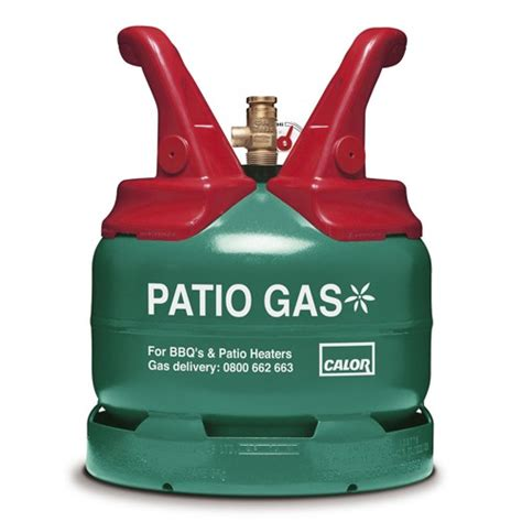 5kg patio gas bottle