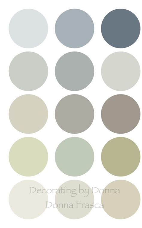 you can have these lovely hues in your home and they will all go with beige see the last three