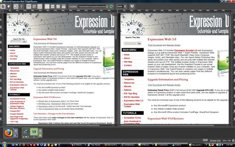 tutorial expression web 4 pdf expression web 3 0 changes in expression web 3 0