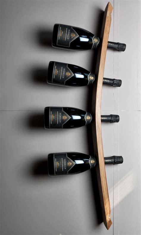 porta bottiglie da parete porta bottiglie da parete con doghe