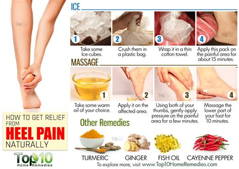 how to get relief from heel naturally top 10 home