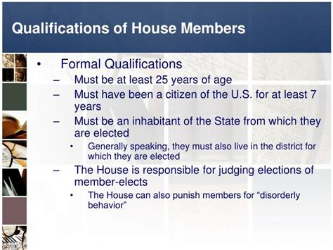 what are the qualifications for the house of representatives qualifications for house of representatives 28 images expressing the sense of the