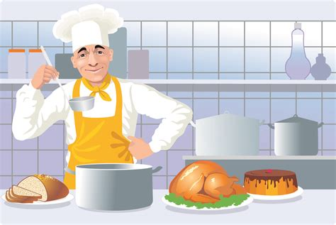 kitchen clipart man cooking clipart kitchen cooking clip