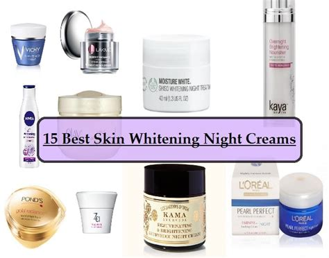 best skin lightening 11 top best skin whitening creams fairness creams in india