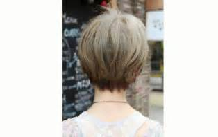 hair styles with front and back views wpid short layered bob hairstyles front and back view