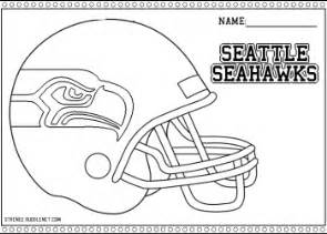 seattle seahawks coloring pages free coloring pages