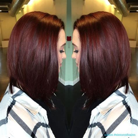 long red bob 1000 ideas about red violet hair on pinterest violet