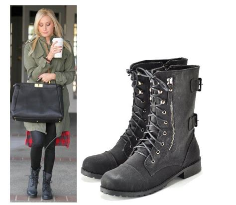 boot style for combat boots fashion history style