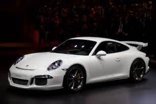 How Much Is Porsche Gt3 2014 Porsche 911 Gt3 At New York Motor Show Extravaganzi