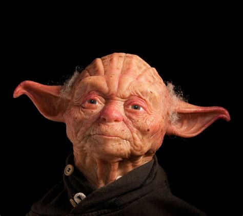 what color is yoda yoda with human skin color