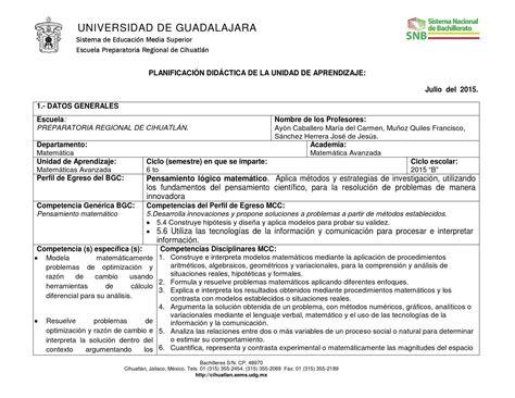 didactica para maestro by mauricio sanchez issuu 2015 b planeacion didactica matematica avanzada jjsh by