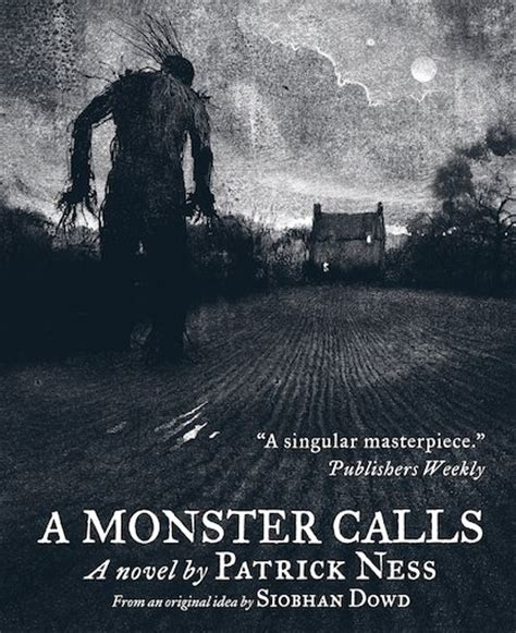 a monster calls a monster calls scholastic kids club