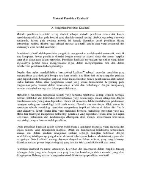 Metodologi Penelitian Kualitatifprof Lexy Moleong contoh penelitian kualitatif bagus slideshare the knownledge