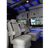 Nissan NV Conversion Van Interior  Sportsmobile Ideas