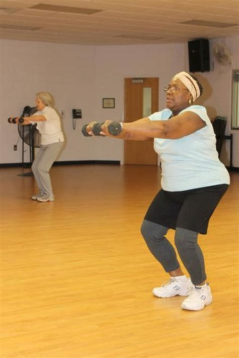 silver sneakers class silver sneakers keeps seniors healthy through exercise and