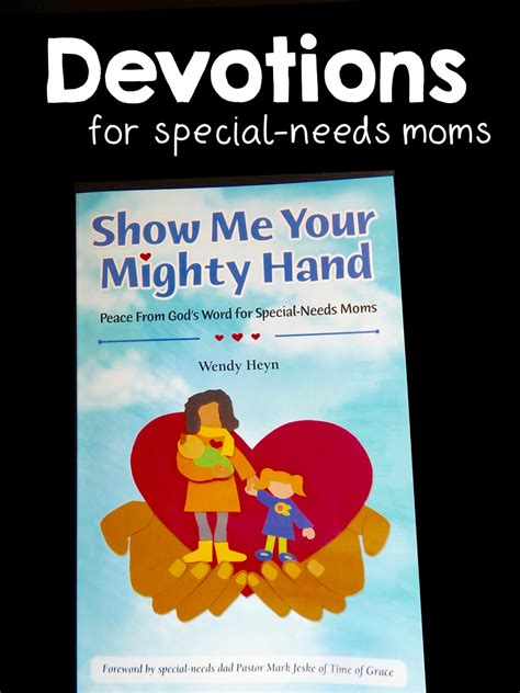 unphased books devotions for special needs the measured