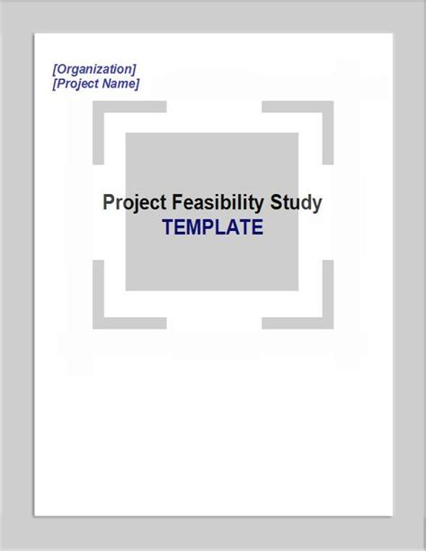 manufacturing feasibility study template top 1268 ideas about business strategic on