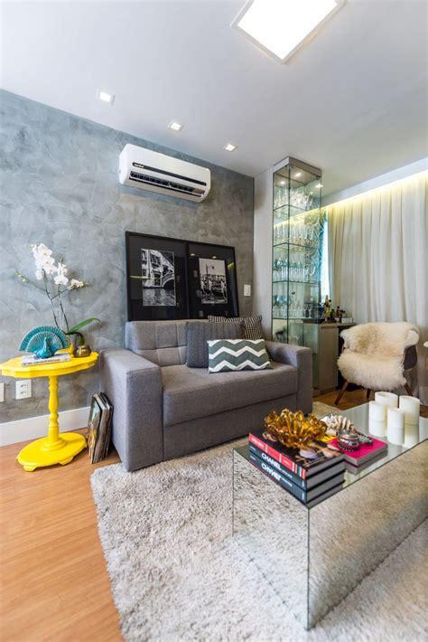 como decorar apartamento de 40m2 decora 231 227 o de apartamento de 50m2 super compacto mais