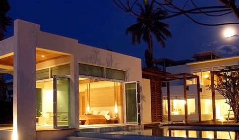 phuket 3 bedroom villa 3 bedroom beachfront villas private pool aleenta phuket