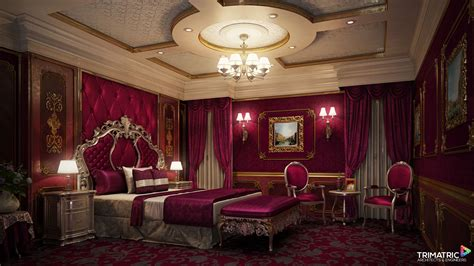 royal bedrooms cgarchitect professional 3d architectural visualization