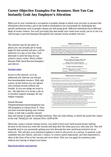 resume objective for hostess suitable snapshot sample host example