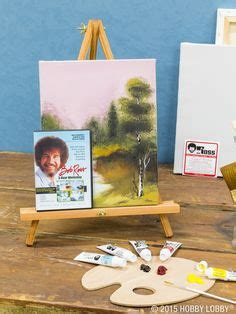 bob ross painting hobby lobby 1000 images about supplies projects on