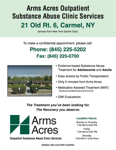 Arms Acres Detox by News Arms Acres