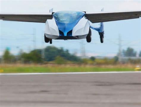 volante it auto aeromobil la prima auto volante in vendita nel 2017