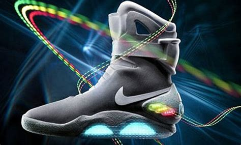 back to the future marty mcfly s self tying shoelaces to