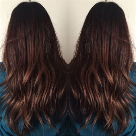 Finder Auburn Brown Hair With Auburn Ombre Search