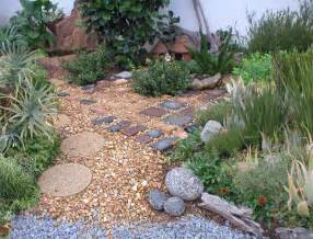kieselsteine garten garden decorating ideas with pebbles always in trend