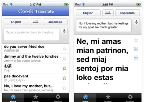 traduttore mobile 5 great free translation apps educational