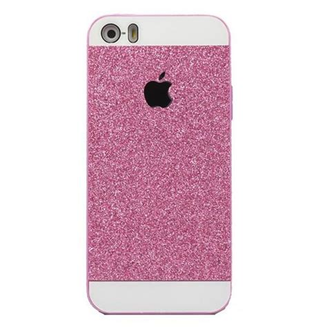 Hardcase Glitter Iphone 77 glitter sparkle iphone 5 5s or 6 skin cell phone cover pink gold ebay