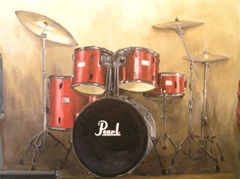 band theme mural 3 of 3 savard creative design