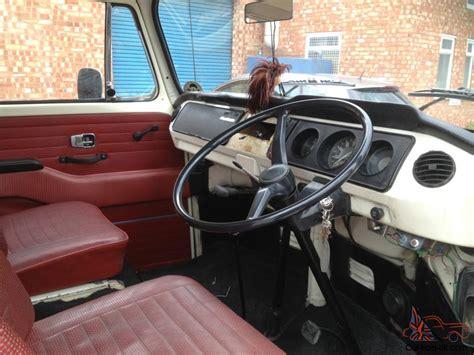 Volkswagen Van Original Interior Www Pixshark Com
