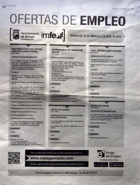 mil anuncios com trailer ofertas de empleo trailer en revista el observador el instituto municipal de fomento
