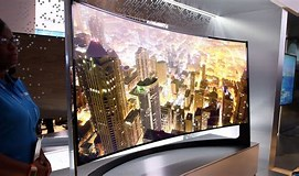 Image result for What is the biggest curved TV?. Size: 271 x 160. Source: www.flatpanelshd.com