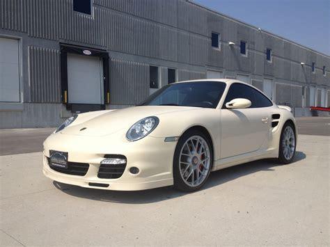 Porsche 997 Coupe by 2009 Porsche 997 Turbo Coupe