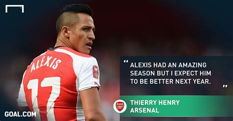 alexis sanchez arsenal quotes arsenal don t need a galactico they have alexis sanchez