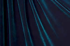 Upholstery Fabric Teal Spandex World Stretch Solid Velvet Dark Teal