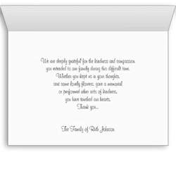 best 25 sympathy thank you notes ideas on funeral thank you cards sympathy thank