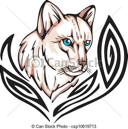 gatto clipart tatuaggio gatto tatuaggio illustration colorare