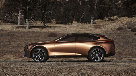 2020 Lexus Lf1 by Lexus Lf 1 Concept Previews New Luxury Crossover 5 Things