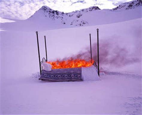 burning bed youtube